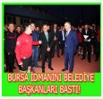 BURSA İDMANINDA BASKIN VAR!